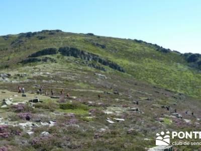 Senderismo Segovia - Macizo de la Buitrera; belenes vivientes madrid